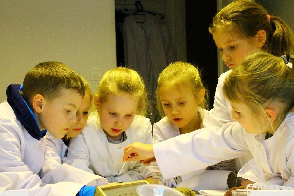 eksperymenty dla dzieci